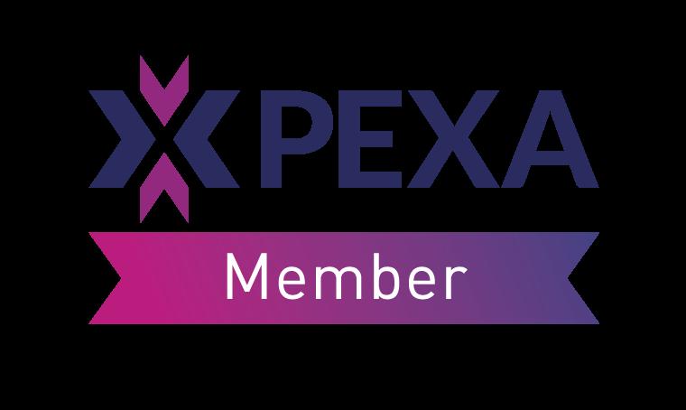 PEXA Member badge